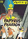 Papyrus pharaon by Lucien De Gieter