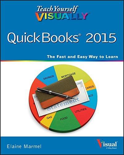 Teach Yourself VISUALLY QuickBooks