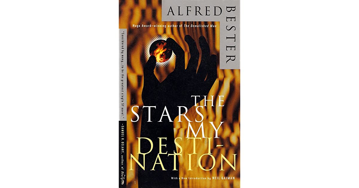 The stars my destination by alfred bester fandeluxe Gallery