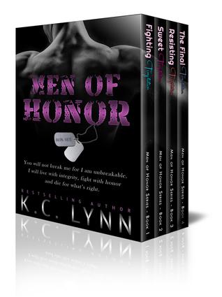 Men Of Honor Series (Men of Honor, #1-3.5)