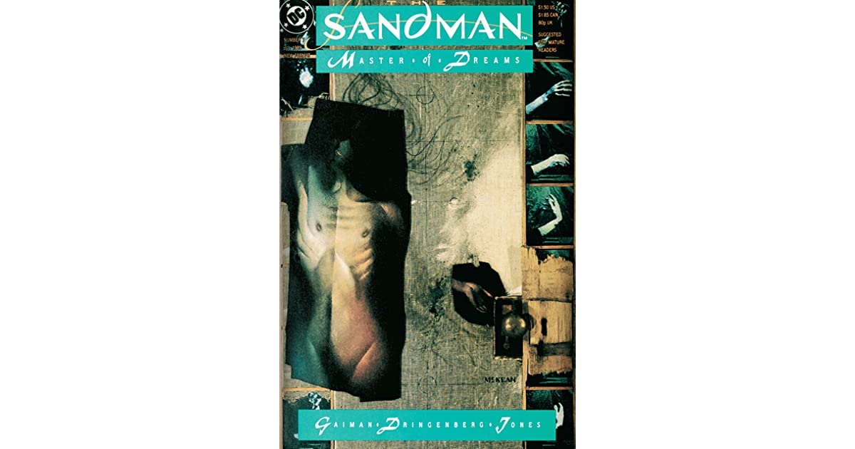The Sandman #7 Master of Dreams: Sound And Fury