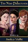The Nine Princesses Series: 3 Princess Novels