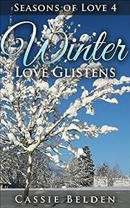 Winter Love Glistens (Amish Seasons of Love #4)