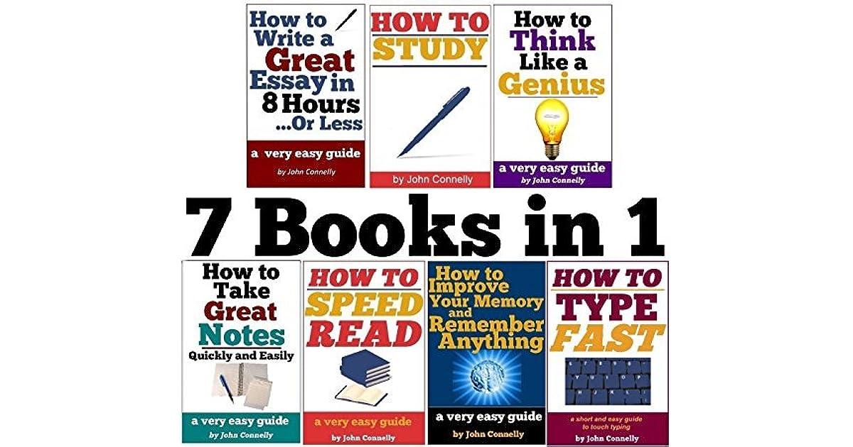 Books To Help Improve Essay Writing
