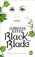 Das eisige Feuer der Magie (Black Blade, #1)