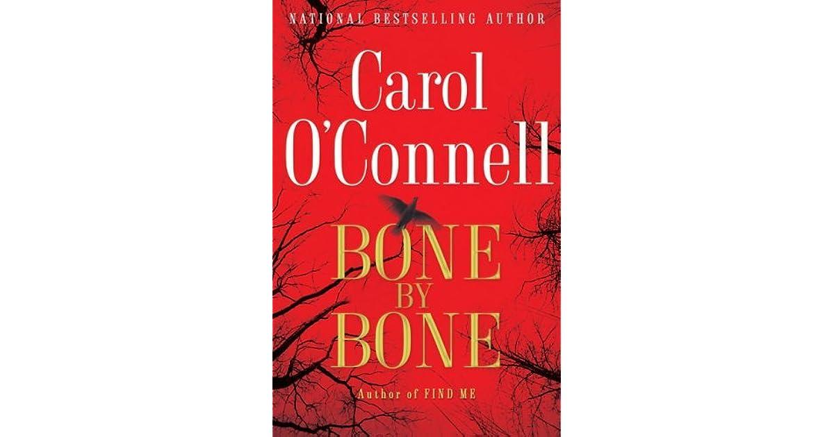 Bone By Bone By Carol Oconnell