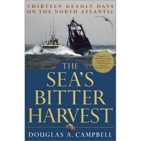 the seas bitter harvest thirteen deadly days on the north atlantic
