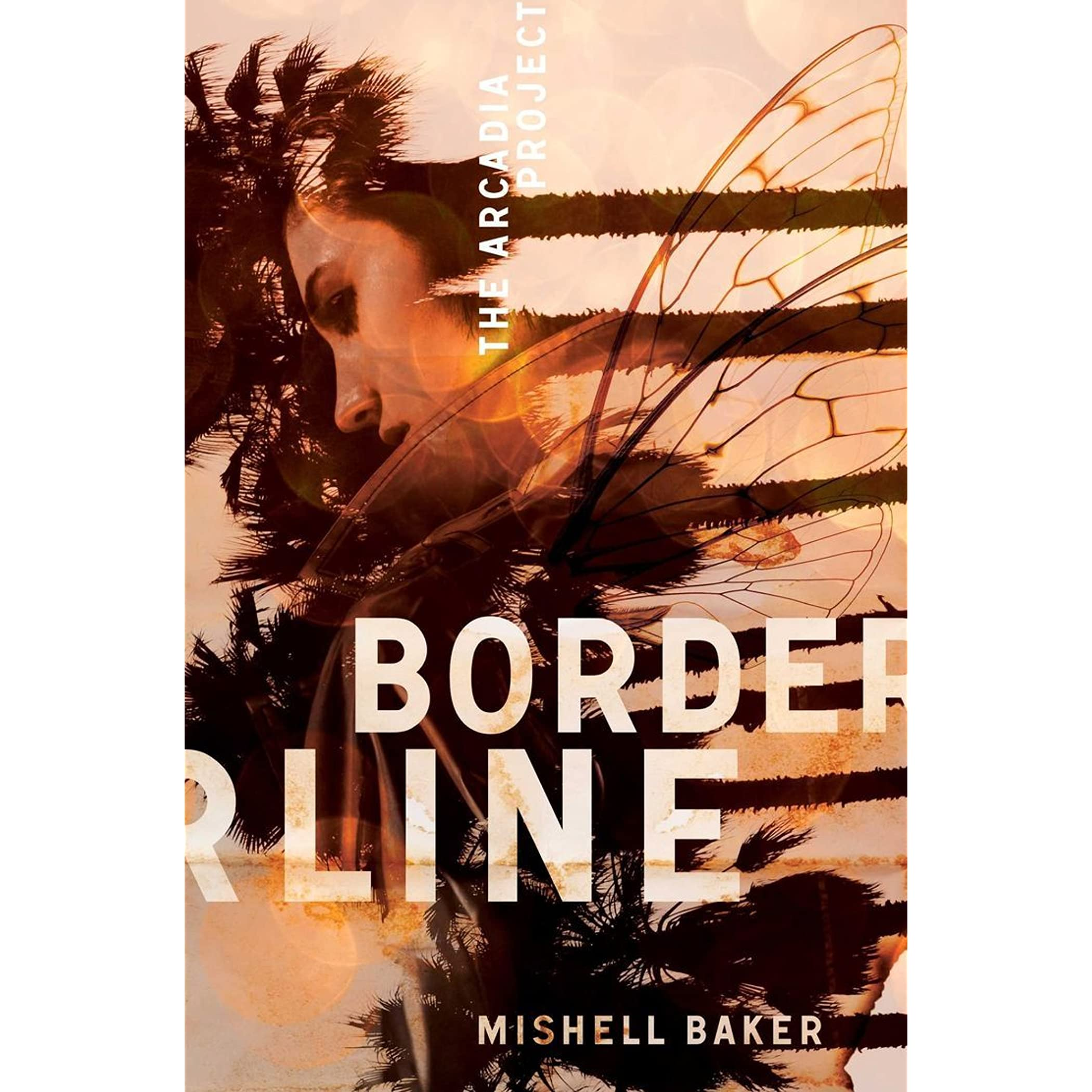 Borderline (The Arcadia Project, #1) by Mishell Baker