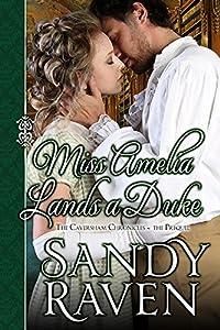 Miss Amelia Lands a Duke