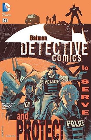 Batman Detective Comics #41