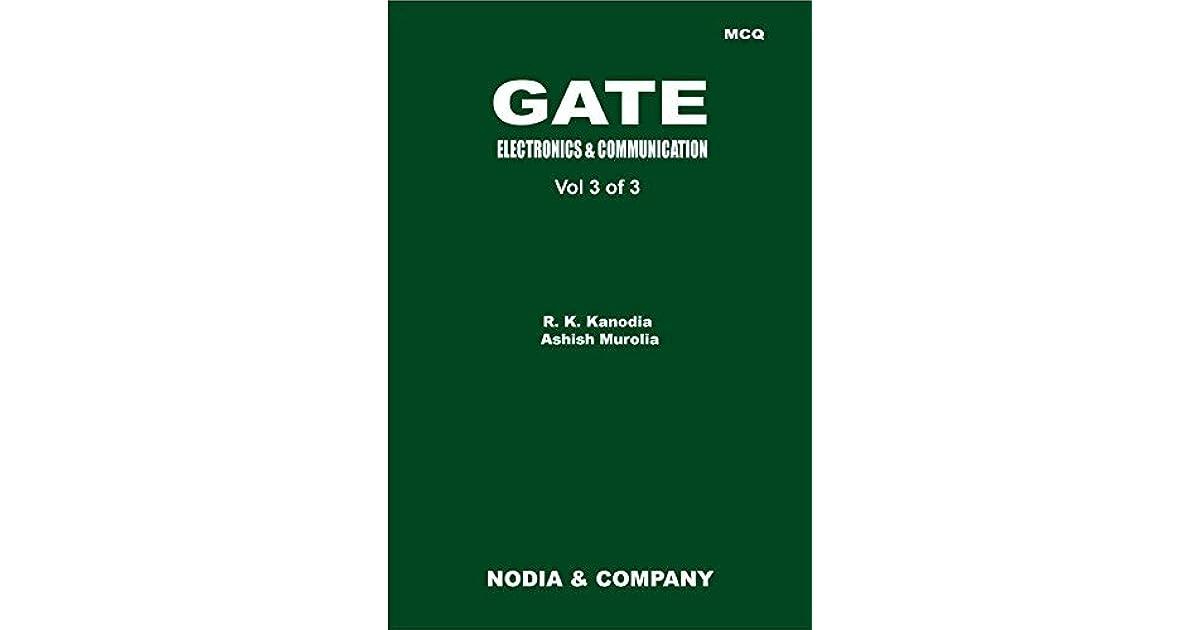 Gate Ece Rk Kanodia Ebook