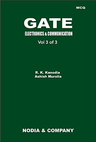 GATE Electronics & Communication Vol 3 by R  K  Kanodia