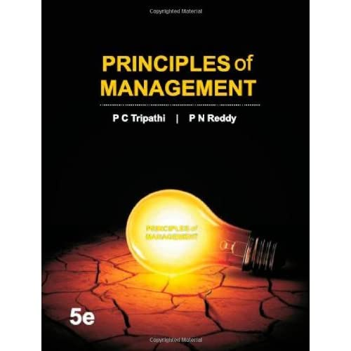 an introduction to the principle of management course Review the basic concepts of management with this engaging introduction to management: help and review course our short video lessons and quizzes.