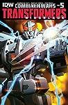 Transformers: Windblade (2015-) #3: Combiner Wars Part 5
