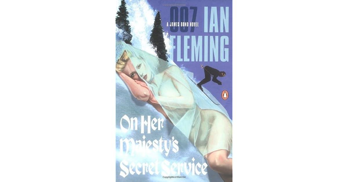 On Her Majesty's Secret Service (James Bond, #11) by Ian Fleming