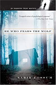 He Who Fears the Wolf (Konrad Sejer, #3)