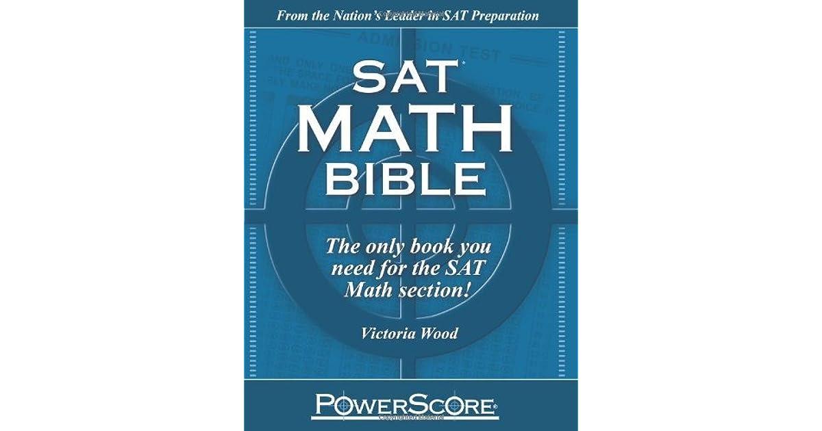 Gre Math Bible Ebook