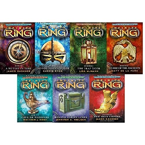 Infinity Ring Series Genres Science Fiction