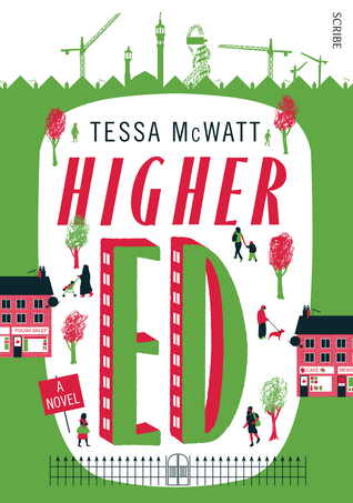 Higher Ed by Tessa McWatt