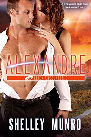Alexandre (Alien Encounter, #3)