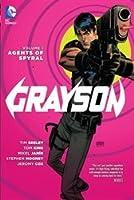 Grayson, Vol. 1: Agents of Spyral