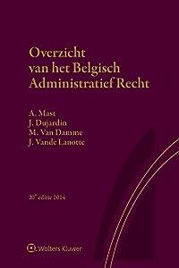 Overzicht van het Belgisch administratief recht
