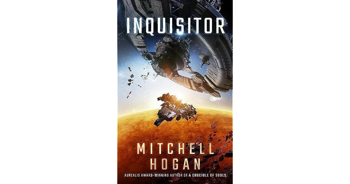 Inquisitor by Mitchell Hogan