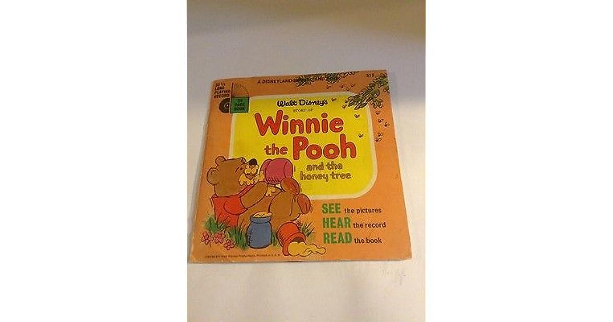 Walt Disney's - Story of Winnie the Pooh and the Honey Tree