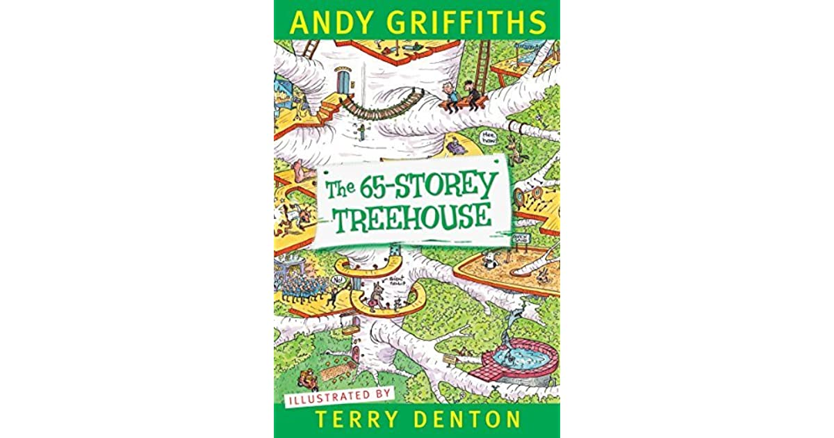Andy Griffiths Treehouse Part - 38: Goodreads