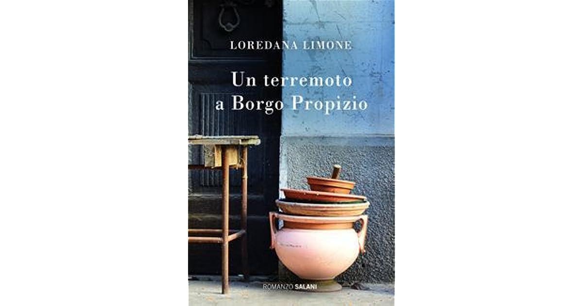 By Un Borgo Limone Terremoto A Propizio Loredana 1JlFKcT