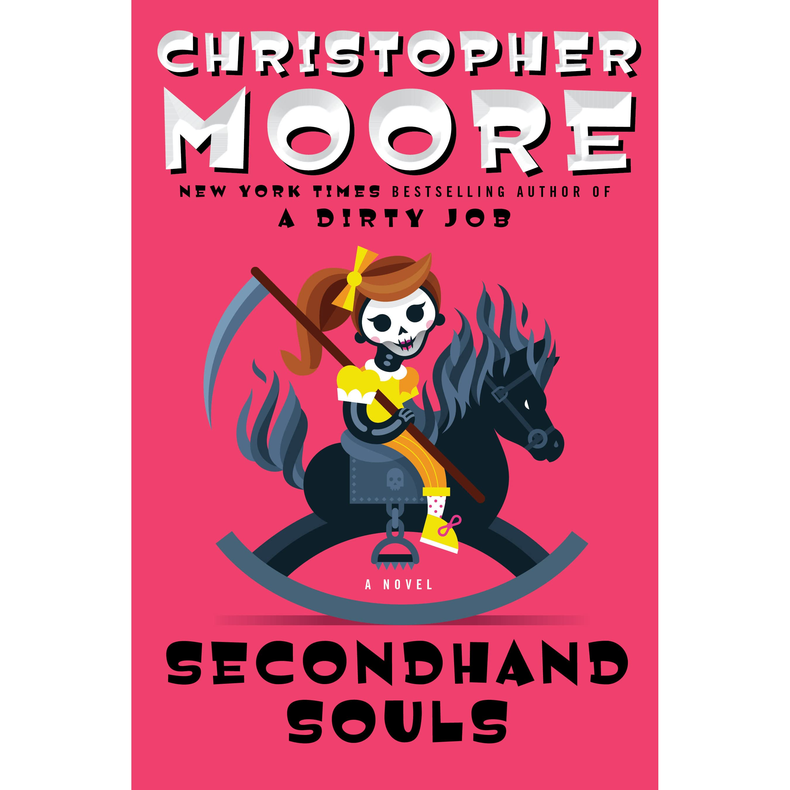 Secondhand Souls (Grim Reaper, #2) by Christopher Moore
