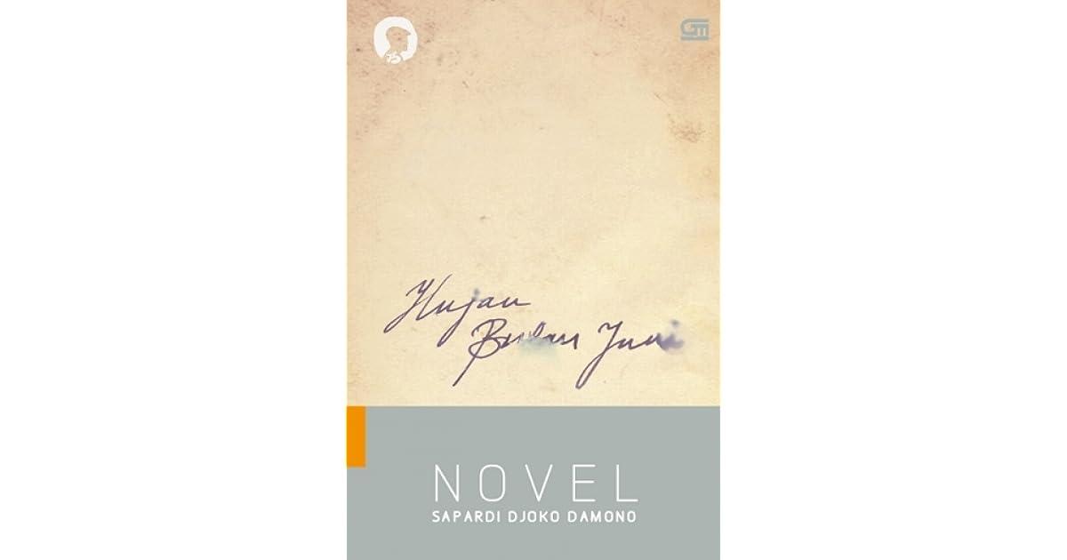 Novel hujan juni ebook bulan