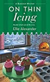 On Thin Icing (A Bakeshop Mystery, #3) audiobook review