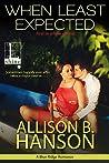 When Least Expected (Blue Ridge Romance, #1)