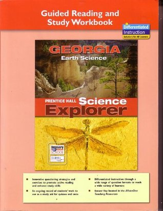 Prentice Hall Science Explorer Georgia Earth Science Guided