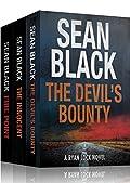 Ryan Lock Bundle: Devil's Bounty; The Innocent; Fire Point