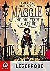 Maggie und die Stadt der Diebe (Leseprobe)