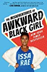 Book cover for The Misadventures of Awkward Black Girl