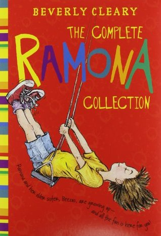 The Complete Ramona Collection (Ramona #1-8) by Beverly Cleary