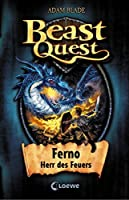 Ferno, Herr des Feuers (Beast Quest #1)