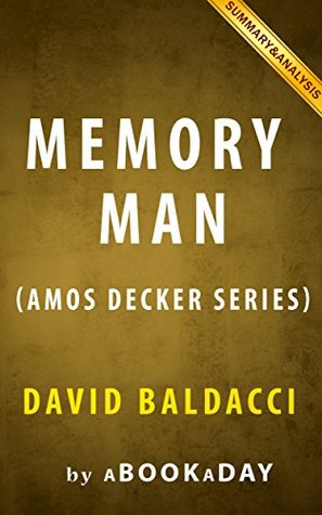 Summary of Memory Man: (Amos Decker series) by David Baldacci | Summary & Analysis