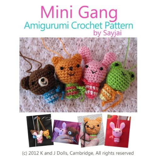 Playing Cats PDF Crochet Amigurumi Pattern - Little Bear Crochets | 500x500
