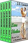 Love Shakes Boxed Set (Love Shakes #1-4)