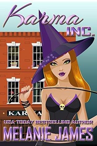 Karma Inc. by Melanie  James
