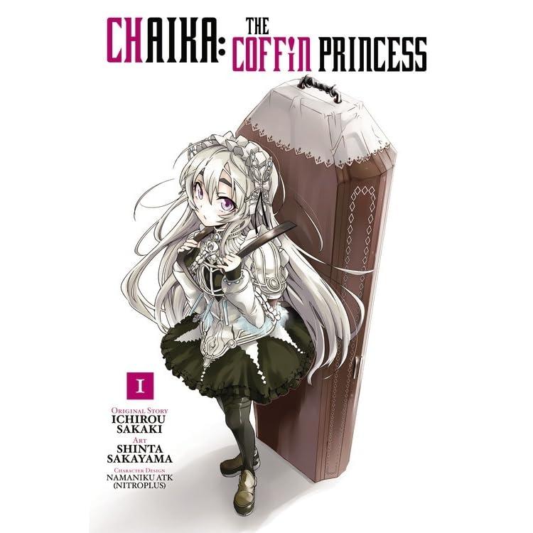 Chaika: The Coffin Princess, Vol  1 by Ichirou Sakaki