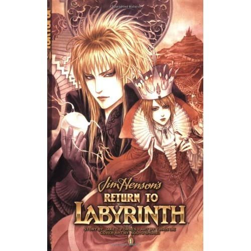 Return to Labyrinth, Vol  1 by Jake T  Forbes