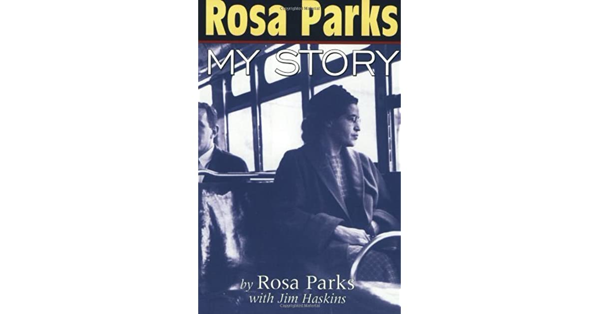 did rosa parks write a book