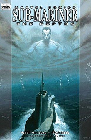 Sub-Mariner: The Depths #1