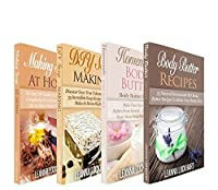 Soapmaking & Body Butter: Soapmaking & Body Butter Boxset - Making Soap At Home +DIY Soap Making Recipes + Homemade Body Butter For Beginners + DIY Bodybutter ... DIY Boxset (DIY Beauty Boxsets Book 6)