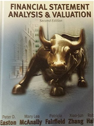 Financial Statement Analysis & Valuation by Fairfield, Zhang and